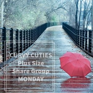 Tops - 4/29 (CLOSED) PLUS SHARE GROUP: Curvy Cuties